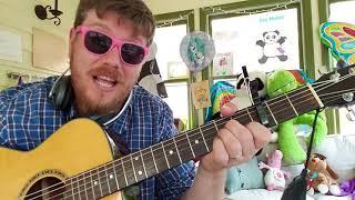 Khalid - Suncity (feat. Empress Of) // easy guitar tutorial for beginner