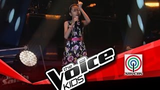 "The Voice Kids Philippines Sing Offs ""Natutulog Ba Ang Diyos"" by Diana"
