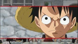 Kelekuan Konyol Luffy eps 829 One Piece Sub Indo