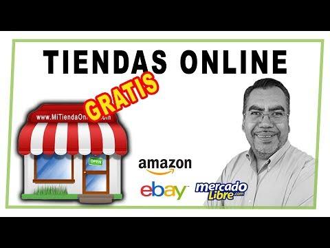 Como Crear Una Tienda Online GRATIS | Tienda Virtual Gratis 2018