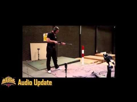 Star Marine: Audio Update