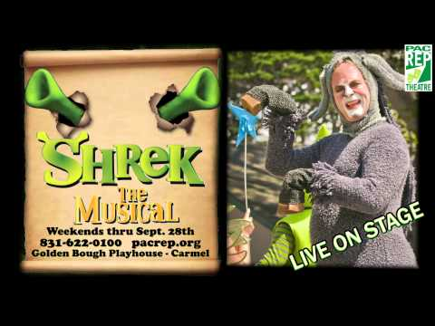 Shrek, the Musical LIVE ON STAGE!