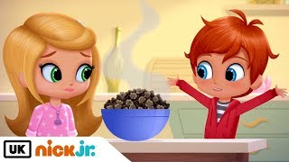 Shimmer and Shine | Popcorn Disaster | Nick Jr. UK