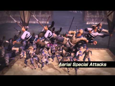 Warriors Orochi 3 Ultimate - Trailer PS4
