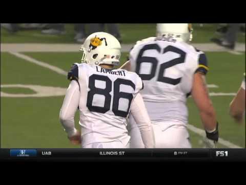 West Virginia at Kansas State   2015 Big 12 Football Highlights