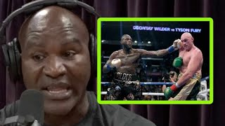 Evander Holyfield on Wilder vs. Fury Fight