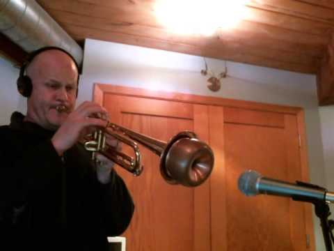 Various XTC transcribed trumpet parts and solos