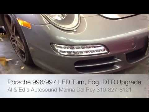 Porsche 911 996 997 Turbo Targa Carrera Led Day