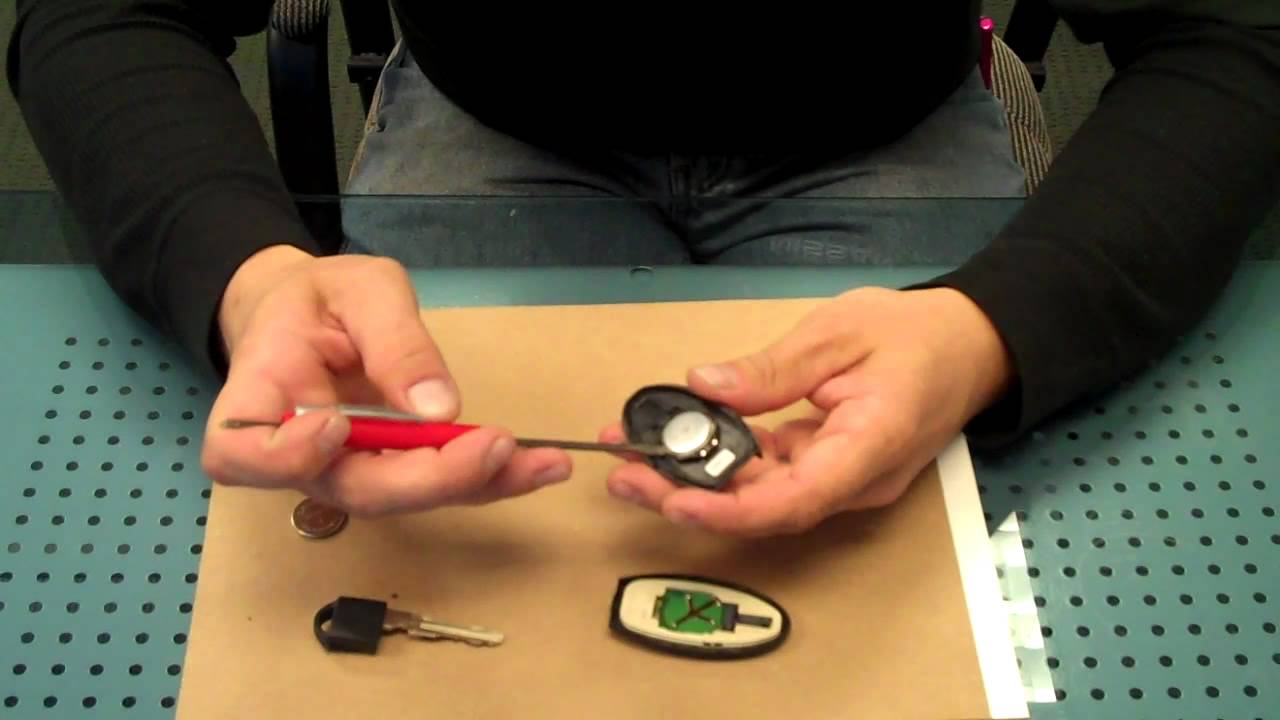 How To Replace A Battery In Your Nissan I