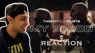 Twenty One Pilots - My Blood Music Video | REACTION + ANALYSIS / BREAKDOWN
