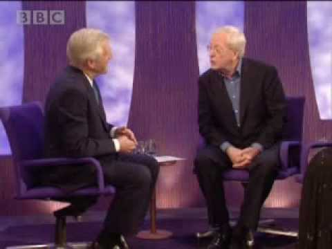 Michael Caine interview - Parkinson - BBC