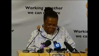 SKA Africa bid announcement media briefing