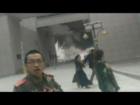 Video Shows Quake Destruction On Tibet Side Of Himalayas