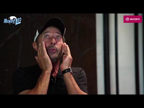 #MundoLeo: Todo el amor por Messi en una entrevista exclusiva con Guillermo Francella