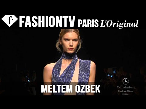 Meltem Ozbek Spring/Summer 2015   Mercedes-Benz Fashion Week Istanbul   FashionTV
