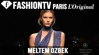 Meltem Ozbek Spring/Summer 2015 | Mercedes-Benz Fashion Week Istanbul | FashionTV