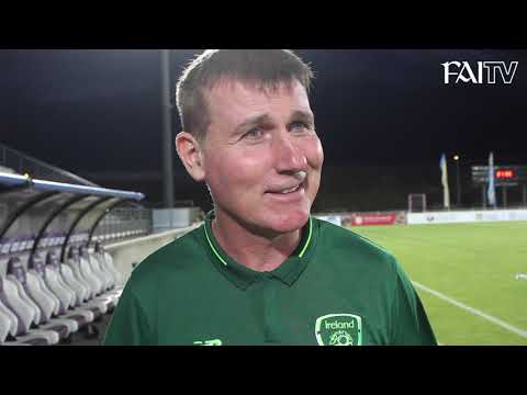 #IRLU21 INTERVIEW | Stephen Kenny on Mexico 0-0 draw
