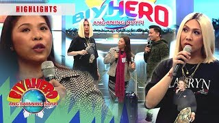 Vice gets annoyed after Nerissa called him Sir | It's Showtime BiyaHERO
