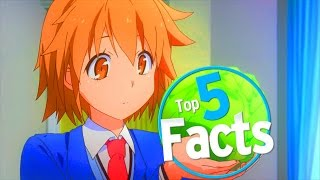 Top 5 Facts on Anime