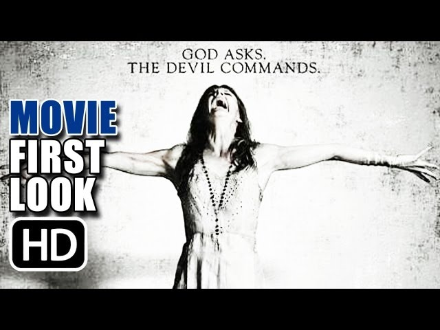 The Last Exorcism Part 2 - Movie Poster and First Look (2013) Horror Movie HD