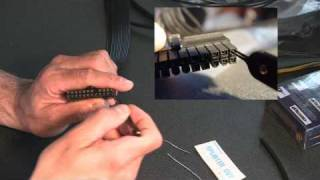 How To Remove the Pins on the 24 Pin and 6/8 PCIe Cables