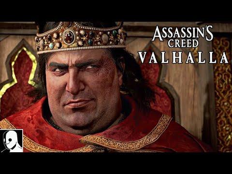 Assassins Creed Valhalla Belagerung von PARIS Gameplay Deutsch #10 - DÄMON im KÖNIG? Was geht ab?!
