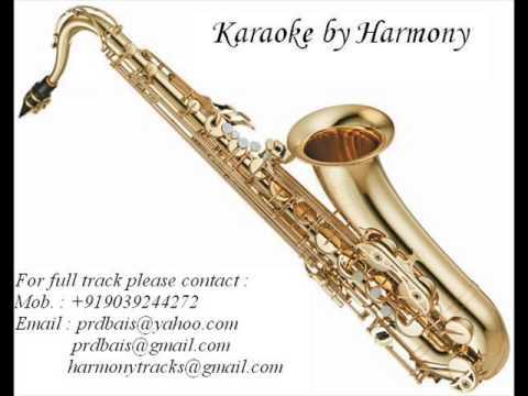 Kya khoob lagti ho badi- Mukesh Karaoke