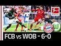Bayern-Mainz 6:0
