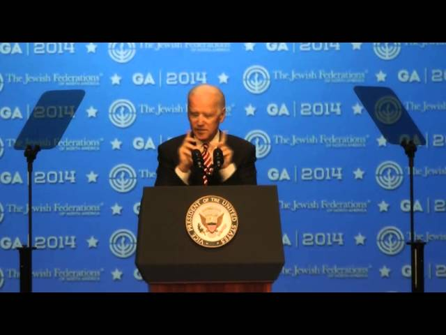 Vice President Biden @ GA 2014