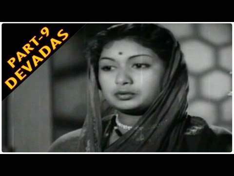 Devdas Movie Part 9 || Hd || Anr,  Savitri & S.v Rangarao video