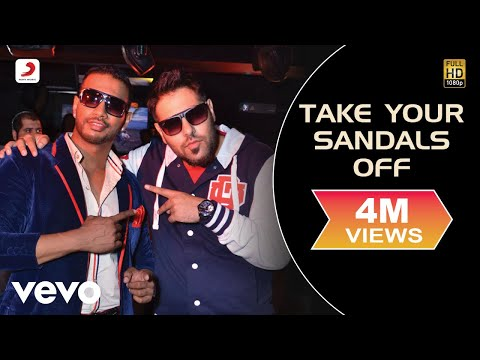 Girik Aman Take Your Sandals Off feat. Badshah Full Video
