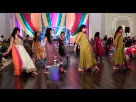 Medley Mehndi Dance 2013