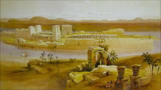 Ancient Egyptian Music---Cleopatra