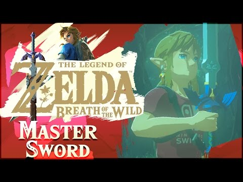 The Legend of Zelda: Breath of the Wild - How To Get The Master Sword!