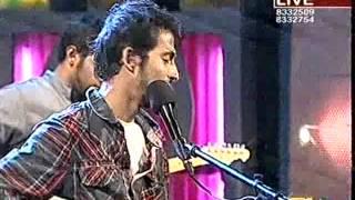 Arnob-Amar Shonar Moyna Pakhi (Live @ Desh Tv : Close Up Call er Gaan)