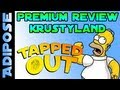 Simpsons Tapped out-Krustyland Tickets and Premium Items