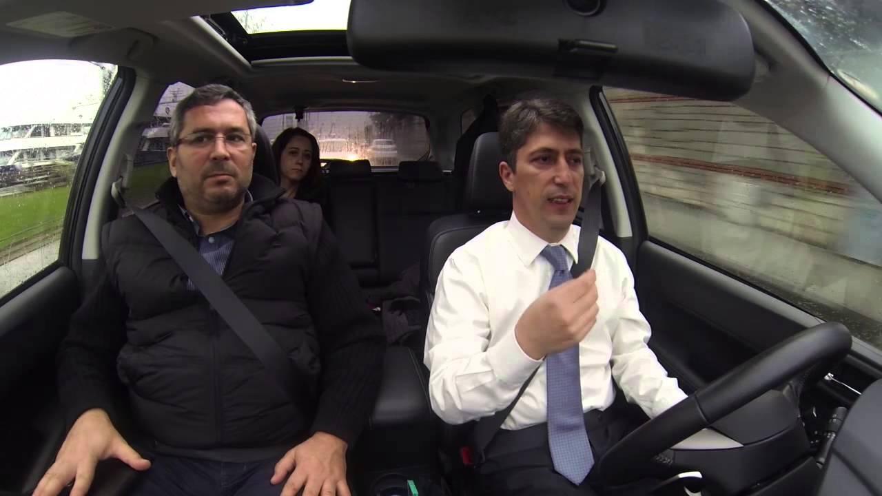 Subaru Forester Halil Karagülle - YouTube