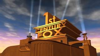 1st Century Fox - 3DS Max