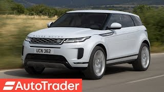 2019 Range Rover Evoque first drive review