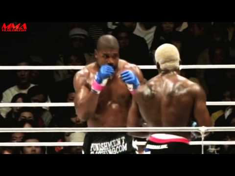 UFC 130 Rampage Jackson vs Matt Hamill Trailer