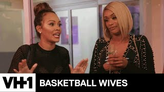 Jackie Calls Evelyn A Non Mother-F**kin' Factor | Basketball Wives