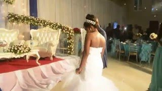 EVANCE AND DOREEN DANCING - NA GODE BY YEMI ALADE (Sema Asante)