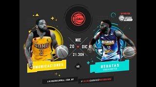 Liga Nacional: Comunicaciones vs Regatas | LaLigaEnTyCSports