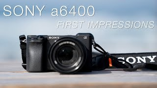 Sony a6400 - Low Price, Top Features, E-Mount Versatility