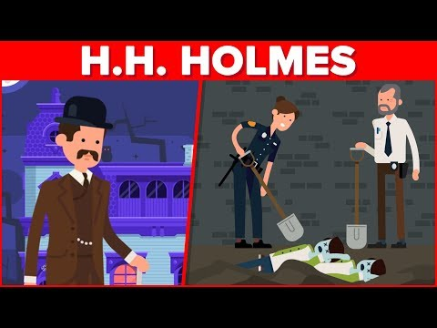H. H. Holmes - The Most Horrific Serial Killer in US History?
