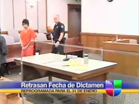 Retrasan Fecha de Dictamen del Joven de Pasco Acusado de Asesinar a su Hermana