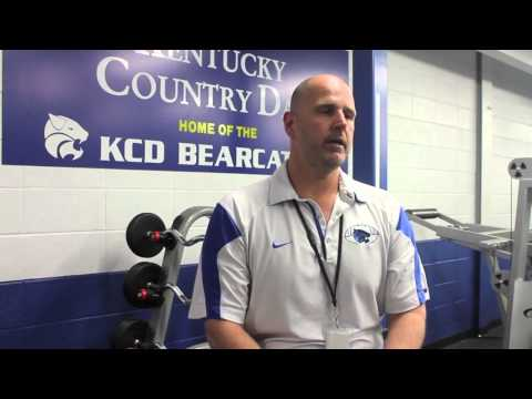 Tim Green, Athletic Director at Kentucky Country Day School - 04/30/2013