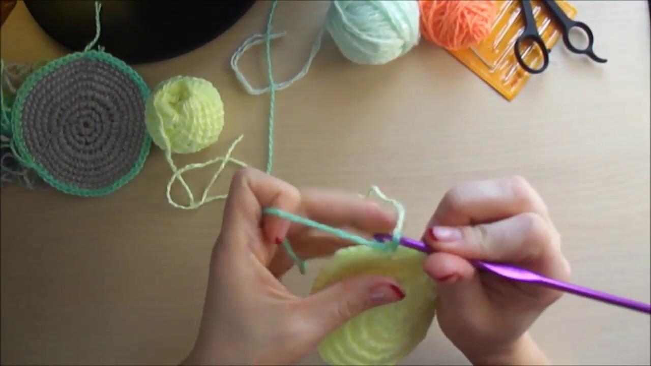 Вязание крючком.уроки для начинающих 350