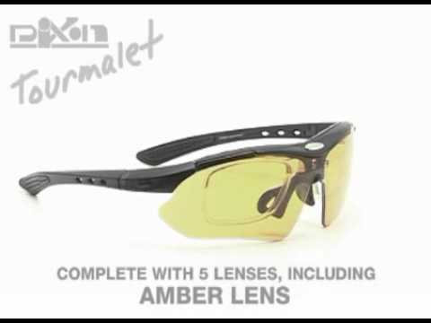 Sport Eyewear – Dixon Tourmalet RX / Prescription Sports Glasses