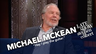 Michael McKean Explains The Process Of Creating